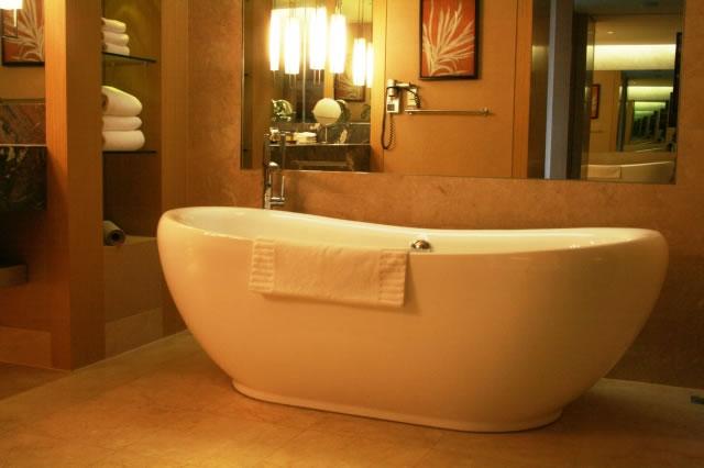 知っていますか?良質な睡眠に効果的な入浴温度と時間の関係。
